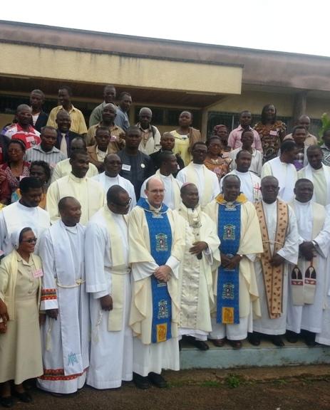 congrès eucharistique du centenaire à Bamenda