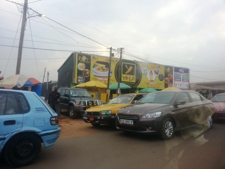 Fast Food Yaoundé