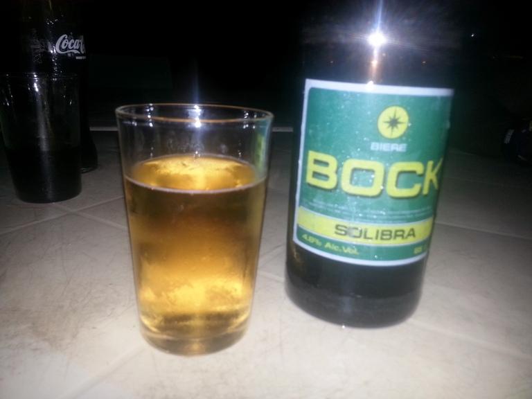 la bière Bock de côte d'ivoire