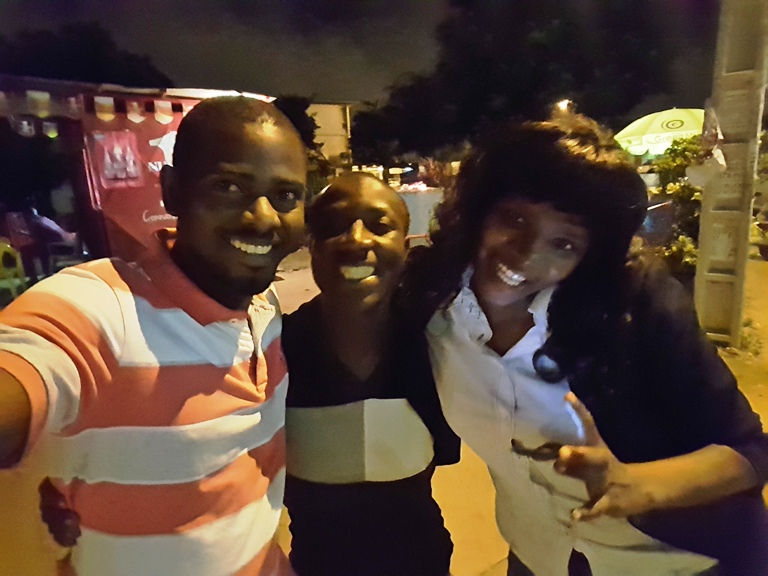 les mondoblogueurs à Abidjan