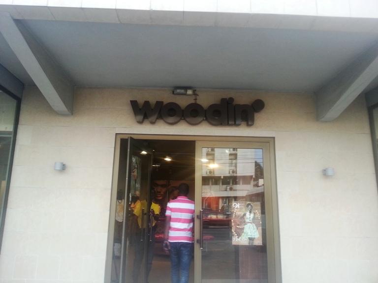 Boutique Woodin Abidjan