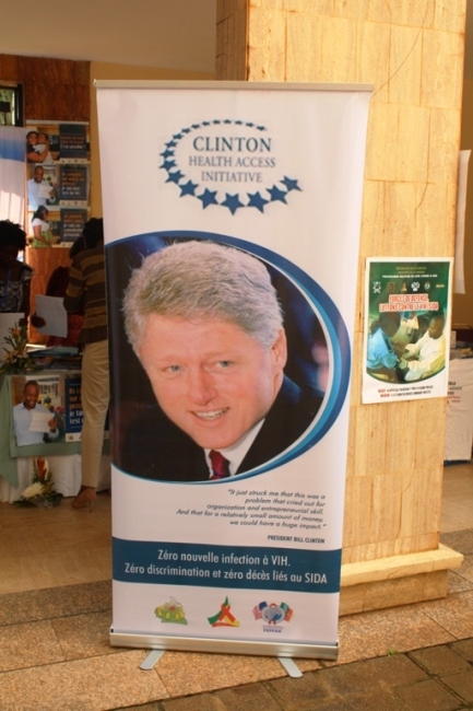 La Fondation Clinton