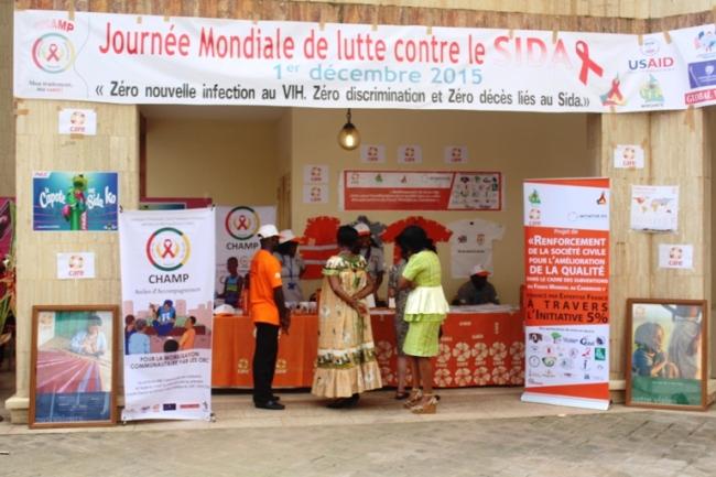 Journée mondiale de lutte contre le VIH