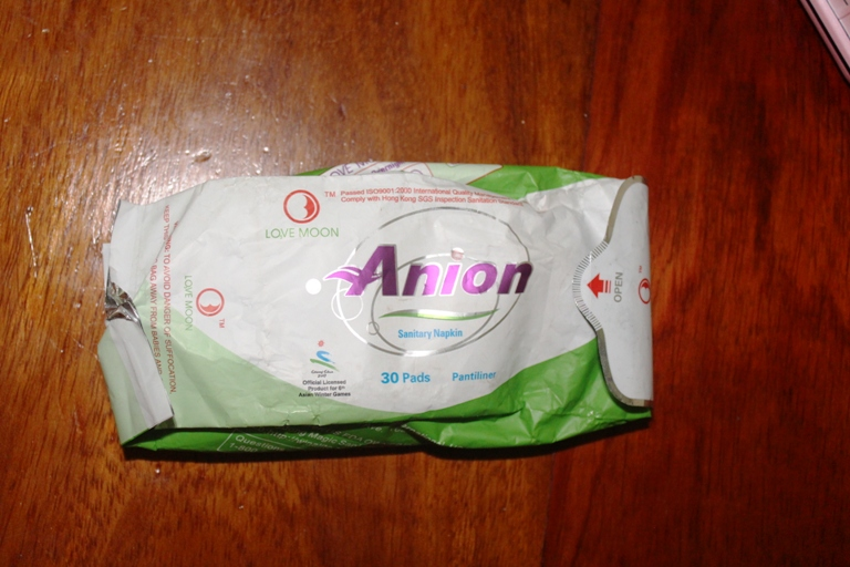 Paquet de serviettes Anion