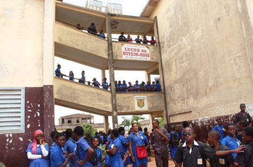 Article : Revenir au Lycée de Biyem-Assi 11 ans après (Part II)