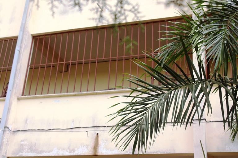 Etage au Lycée de Biyem-assi